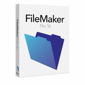 FileMaker Pro 16 box shot